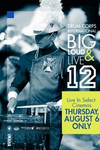 DCI 2015: Big, Loud & Live 12
