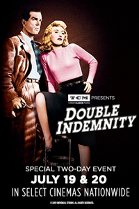 TCM Presents Double Indemnity