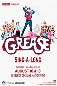 TCM Presents Grease Sing-A-Long