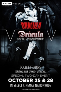 TCM Presents Dracula/ Spanish Dracula Double Feature