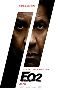 Poster of Equalizer 2, The