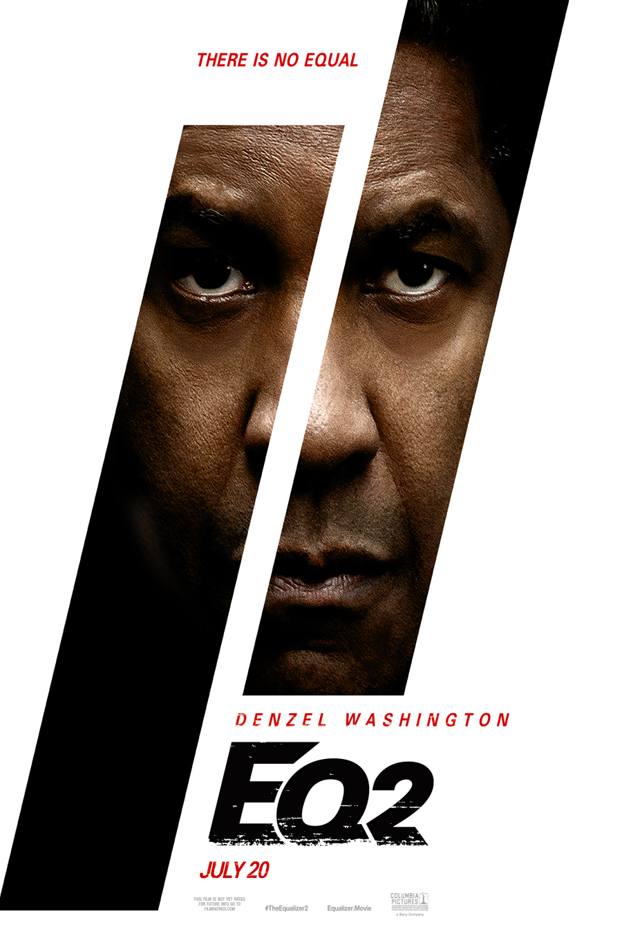 Poster for The Equalizer 2