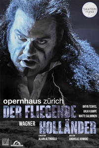 Zurich Opera House: The Flying Dutchman