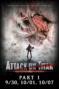 Attack on Titan Part 1 (live-action)