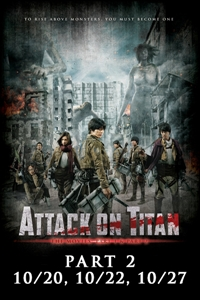 Attack on Titan Part 2 (live-action)