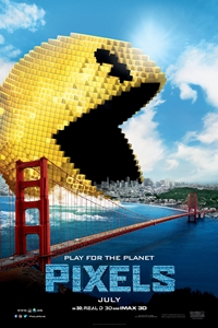 Pixels: An IMAX 3D Experience