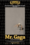 Mr. Gaga: A True Story of Love and Dance Poster