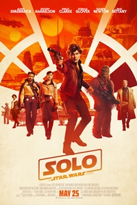 Caption Poster for Solo: A Star Wars Story