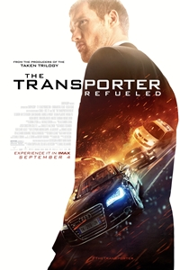 The Transporter Refueled: The IMAX Experience