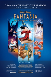 Fantasia - 75th Anniversary