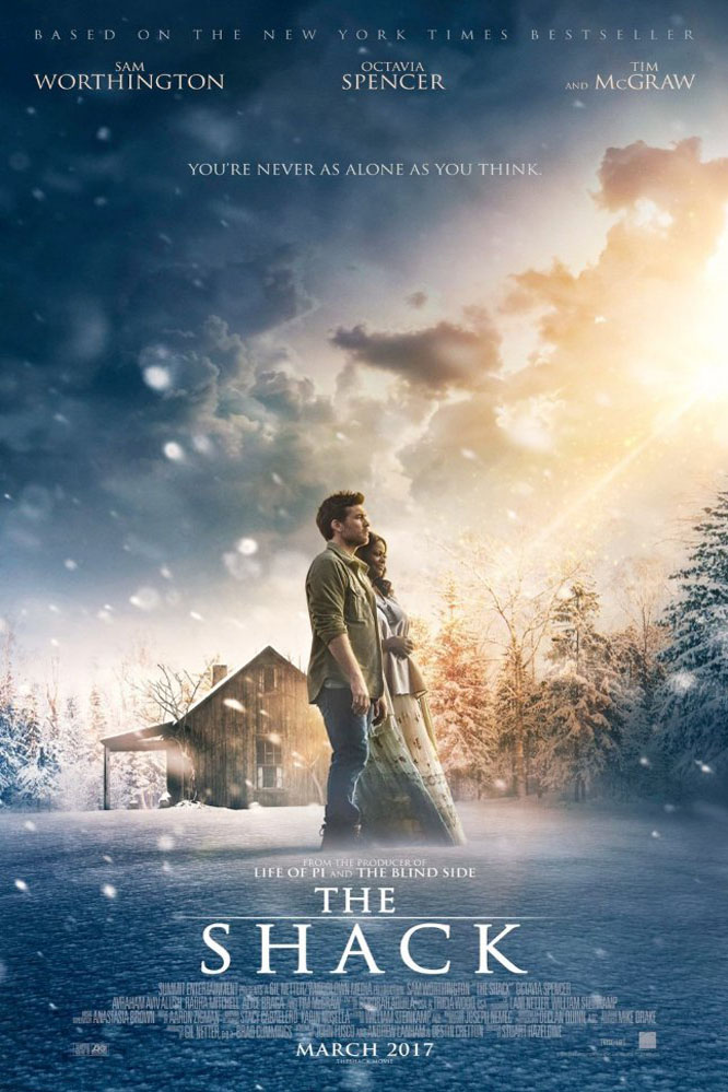 Poster for The Shack