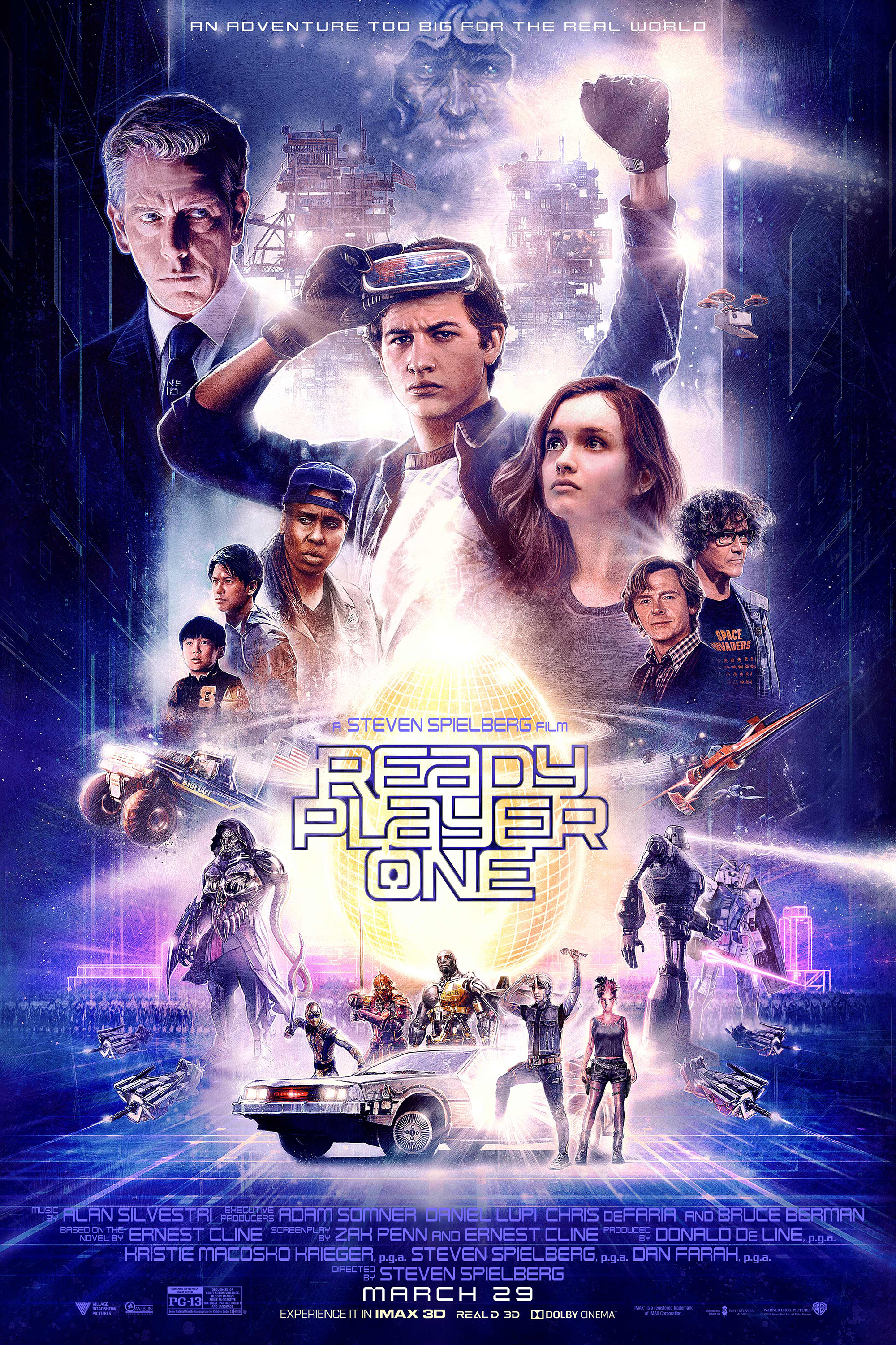 Poster ofReady Player One