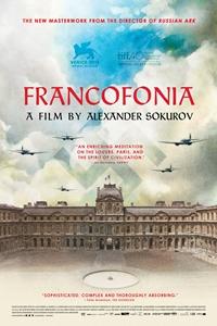 Francofonia._poster
