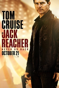 Poster of Jack Reacher: Never Go Back