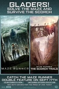 Maze Runner Double Feature