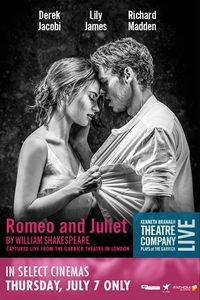 Kenneth Branagh Theatre Company's Romeo and Juliet