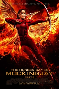 The Hunger Games: Mockingjay - Part 2 in 3D
