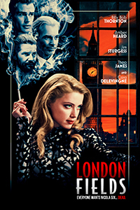 Poster for London Fields
