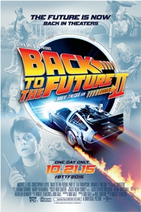 Back to the Future Special Event