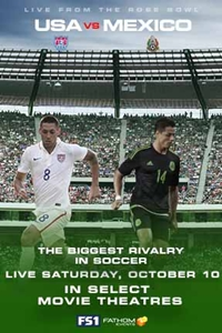 FOX Sports 1 Presents: USA vs Mexico