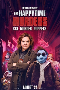 Poster for Happytime Murders, The