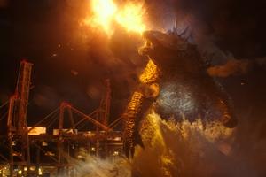Still 10 for Godzilla vs Kong