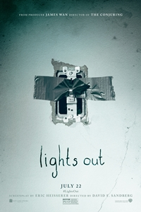 Poster of Lights Out