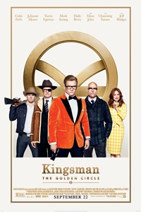 Poster ofKingsman: The Golden Circle