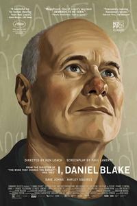 Poster for I, Daniel Blake