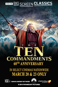 TCM Presents The Ten Commandments (1956)