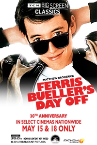 Ferris Buellers Day Off (1986) presented by TCM