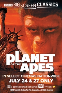 Planet of the Apes (1968) presented by TCM