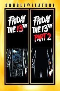 Poster for Friday the 13th Double Bill