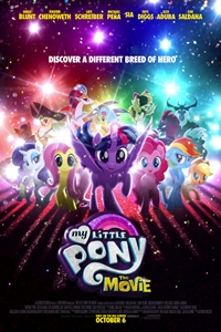 Poster ofMy Little Pony: The Movie