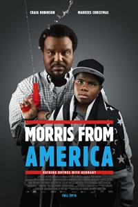Poster of Morris from America