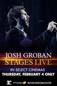 Josh Groban: Stages Live