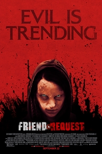 Friend Request (Unfriend) Poster