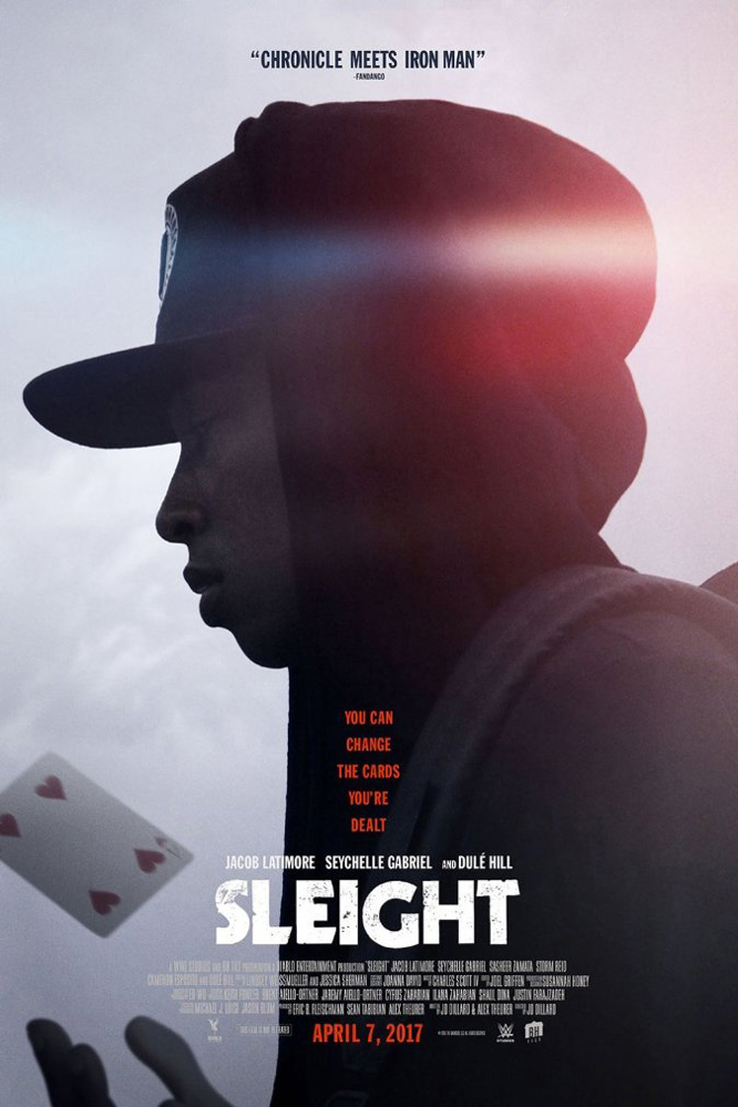 Poster for Sleight