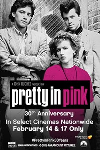 Pretty in Pink 30th Anniversary