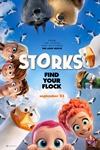 Storks 3D Poster