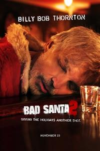 Poster of Bad Santa 2