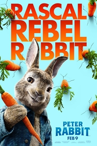 Caption Poster for Peter Rabbit