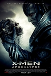 X-Men: Apocalypse 3D Poster