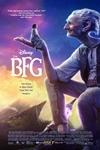 The BFG in 3D Poster