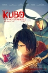 Kubo and the Two Strings 3D Poster