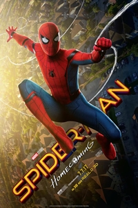 Poster ofSpider-Man: Homecoming