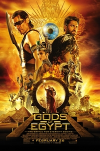 Gods of Egypt: An IMAX 3D Experience