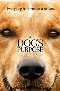 Poster of A Dog's Purpose (2017)