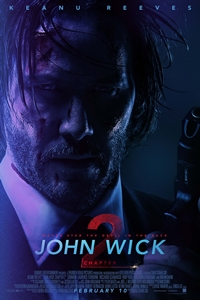 Poster for John Wick: Chapter 2