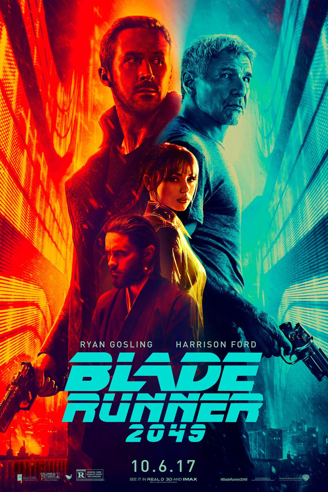 Poster for Blade Runner 2049